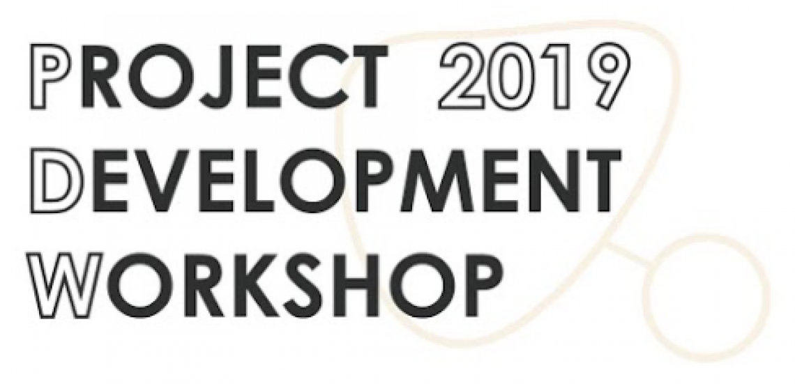 Project Development Workshop 2019 - PDW2019