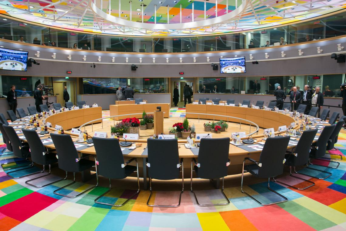 Europese Raad steunt de Europese 'Green Deal'