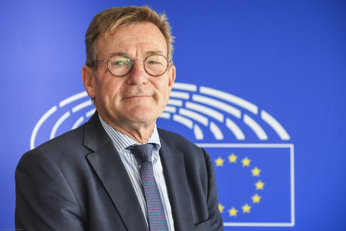 Meet the MEPs: Johan Van Overtveldt