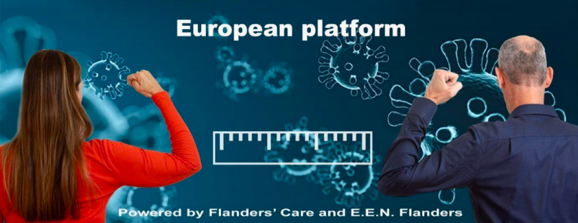 "Platform 'Care & Industry together against CORONA!'benoemd als ""best practice"" door de Europese Commissie."
