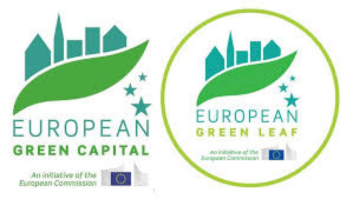 Registratie voor 'European Green capital' en 'Green leaf' geopend