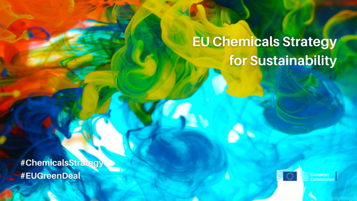 Europese Commissie lanceert Sustainable Chemicals Strategy