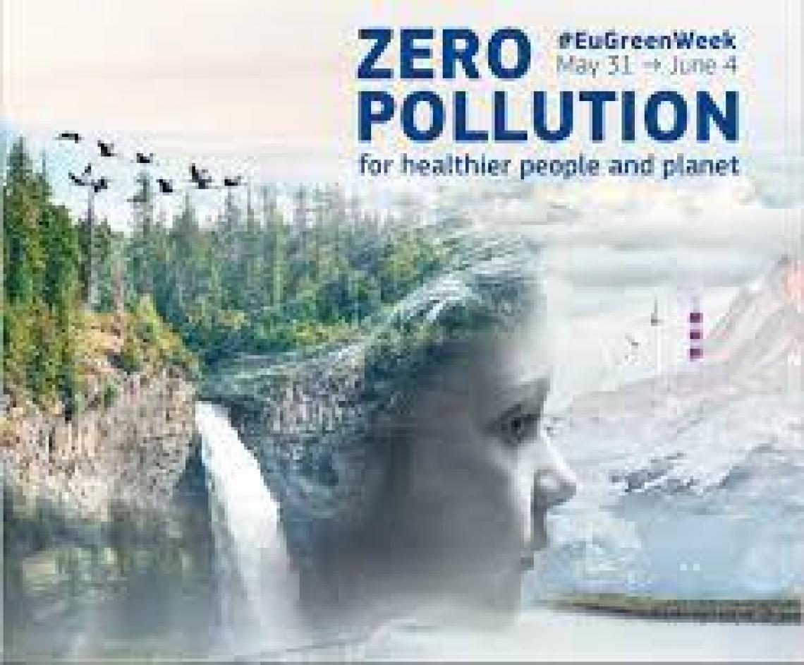 EU Green Week on zero pollution: Flanders best practices in water